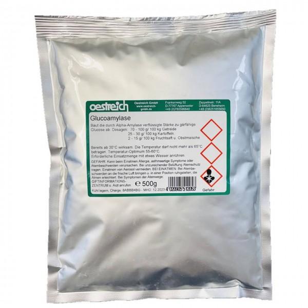 Gluco-amylase für Getreide 500g