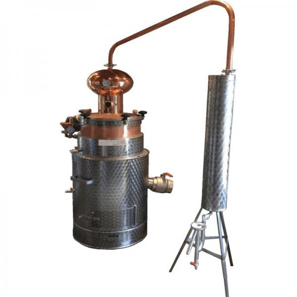 holzeis - Schnapsbrennanlage WS 40 E, 40 Liter