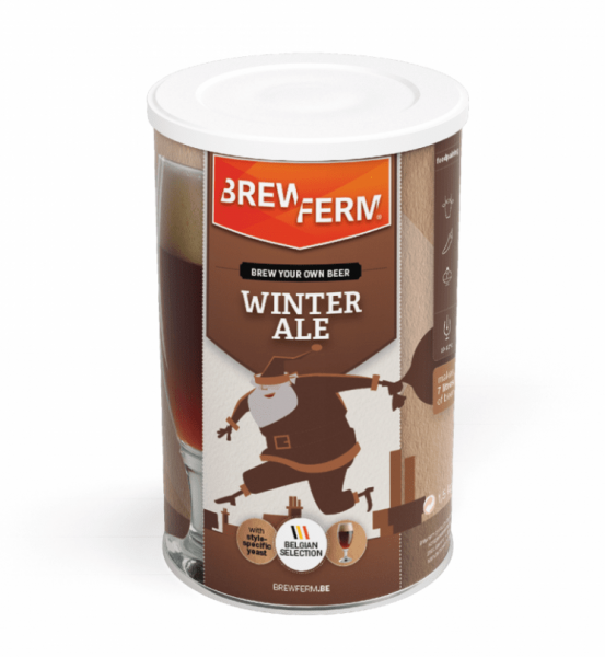 HOME-BREWING SET BREWFERM Winter Ale 1,5kg