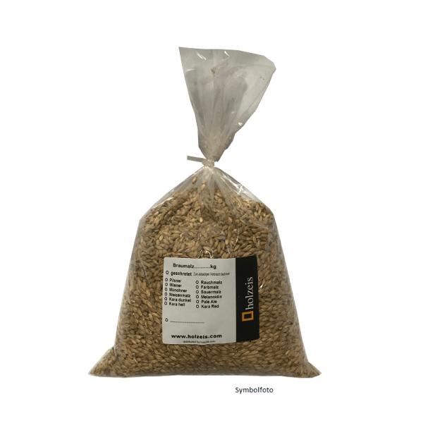 Wheat Malt, dark, uncrushed, 25 kg