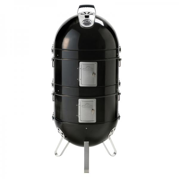 NAPOLEON APOLLO SMOKER AS 300 K 3in1 schwarz, 48mm