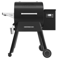 Traeger Smoker Pelletgrill Ironwood 650, schwarz