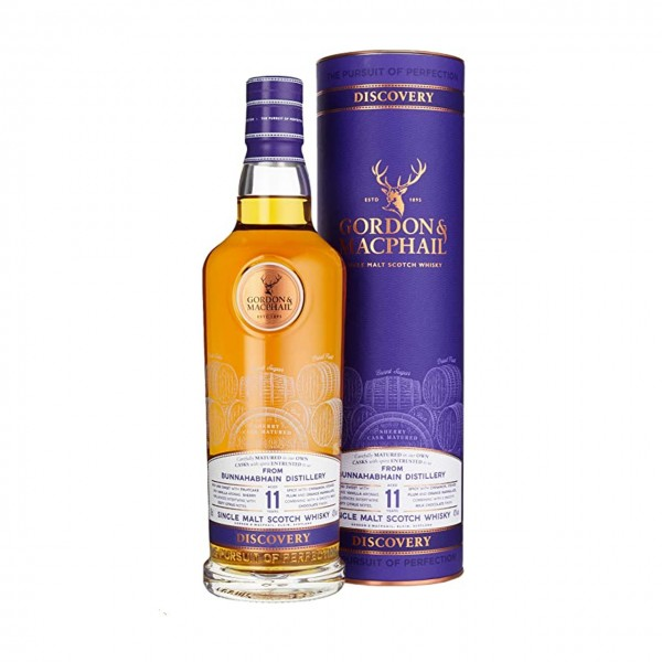WHISKY Bunnahabhain Gordon & MacPhail 11 Years Single Malt Scotch