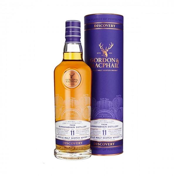 Whisky Bunnahabhain Gordon & MacPhail 11 Years Single Malt Scotch