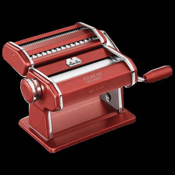 PASTA MACHINE Marcato Atlas 150, red