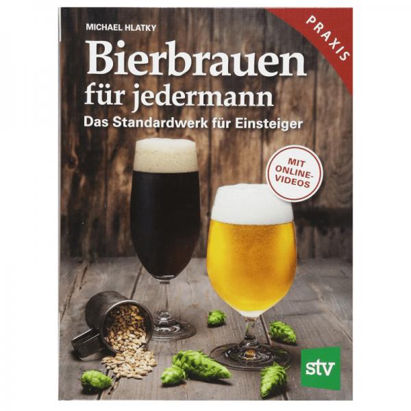 Bierbrauen für jedermann; M. Hlatky