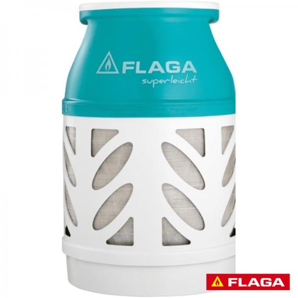 FLAGA - KAUTION FLASCHE ALU LEICHT, 10kg