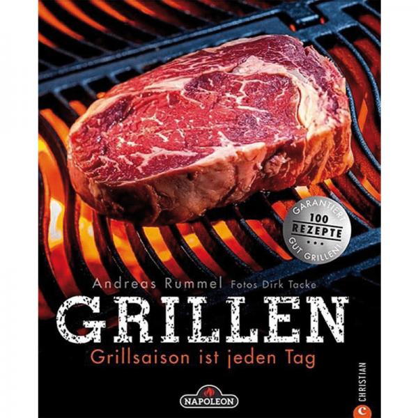 "NAPOLEON BBQ BOOK ""GRILLSAISON IST JEDEN TAG"""