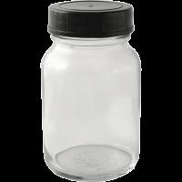 Fraktionierglas mit Schraubkappe, 250 ml