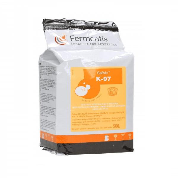 FERMENTIS SAFALE K-97, brewer's yeast 500g