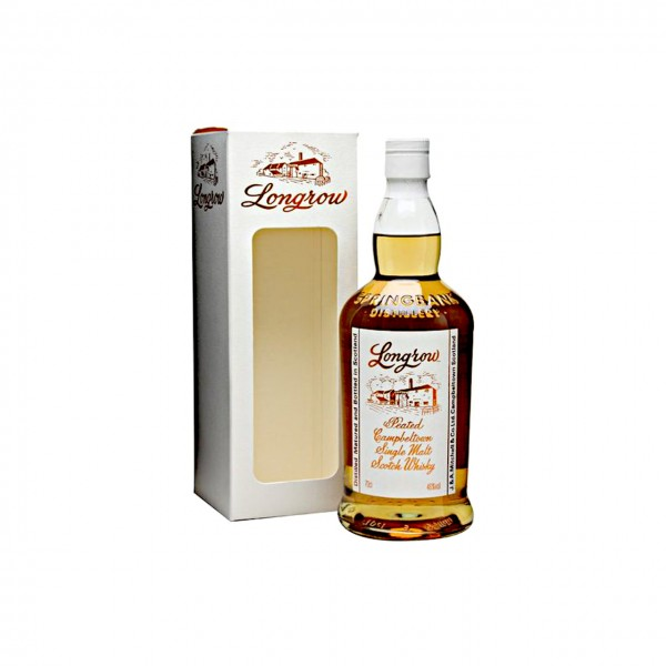 WHISKY Longrow Peated Single Malt Scotch