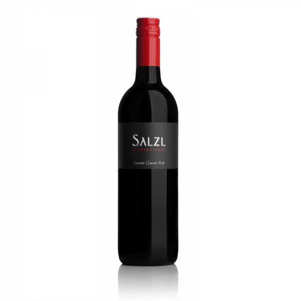 SALZL Wein, Cuvee Classic rot 0,75