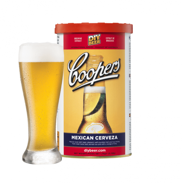 Heimbrauset Coopers Mexican 1,7 kg