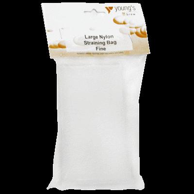 Nylonfiltersack zylindrisch, grob, groß