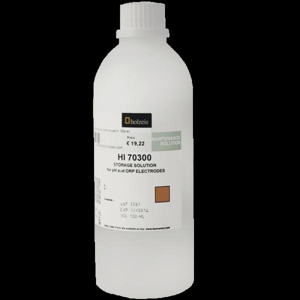 pH-Meter Conservative liquid, 500 ml