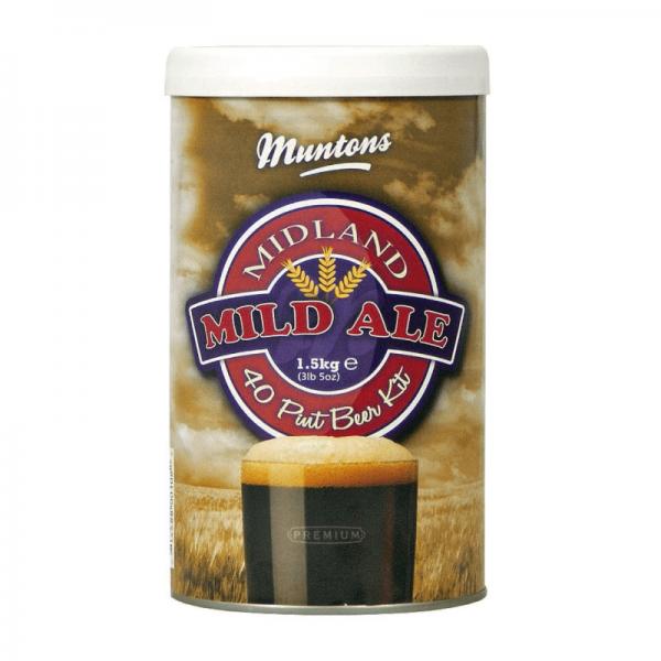 HEIMBRAUSET MUNTONS Midland Mild Ale 1,5kg