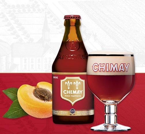 Spezialbier Chimay Red Cap 7% 0.33l
