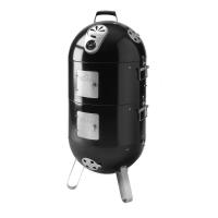 NAPOLEON Apollo Smoker 3to1 black 40mm