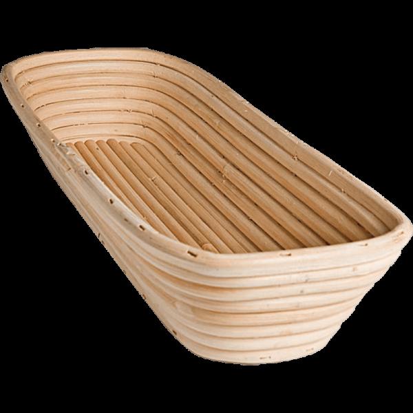 BREAD MOULD oval, long, 500g