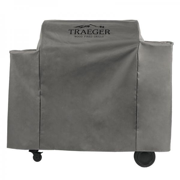 Traeger Smoker Pelletgr. Abdeckhaube Ironwood 885
