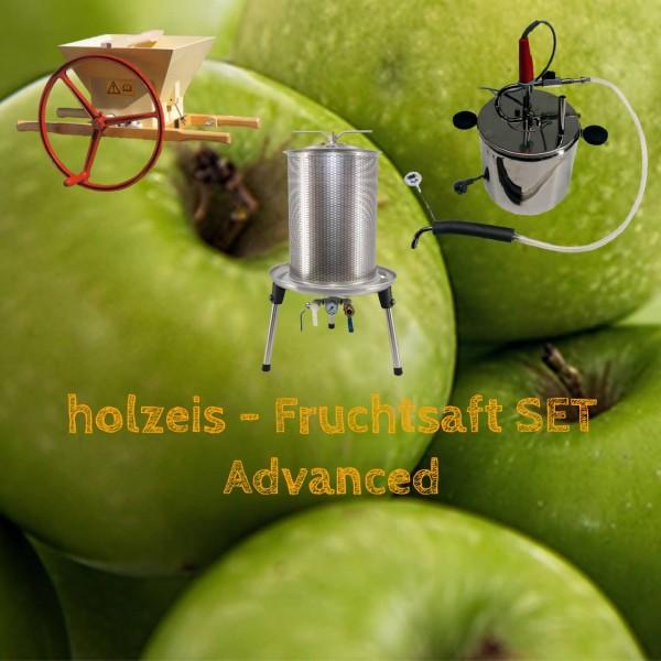 holzeis - Fruchtsaft SET - Advanced