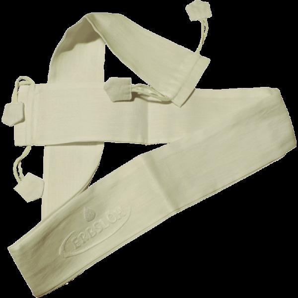 ERBSLÖH cotton hose/bag f. oak chips