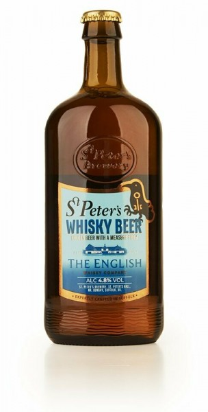 Spezialbier St. Peter's The Saints Whisky Beer 4.8%