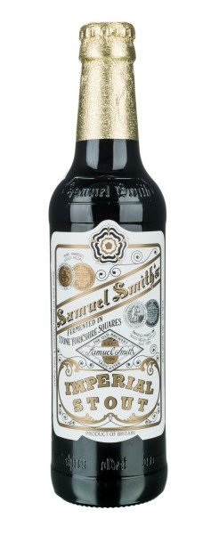 Special beer Samuel Smith Imperial Stout
