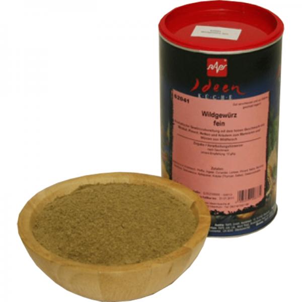 Wildgewürz fein 0,5 kg
