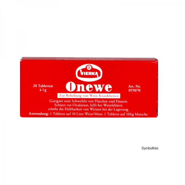 Onewe Tabletten (20 Stk. á 1 g)
