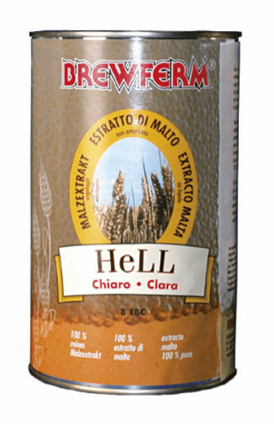 BREWFERM LIQUID MALT EXTRACT light 1,5kg