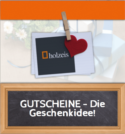 holzeis - GUTSCHEIN