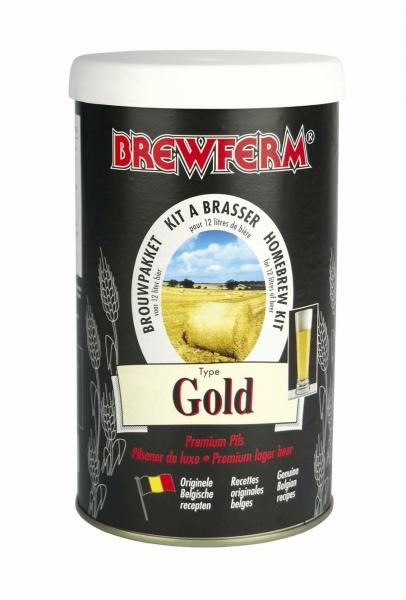HOME-BREWING KIT BREWFERM Gold 12L