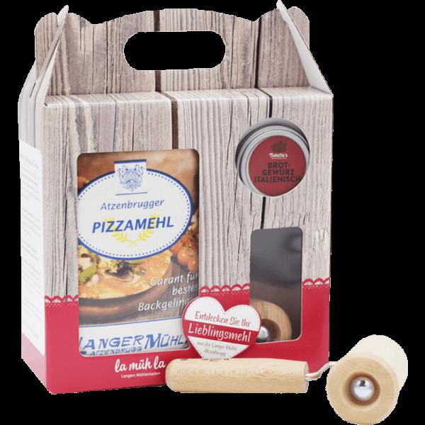 Flour Austria, PIZZA BACKINGSET