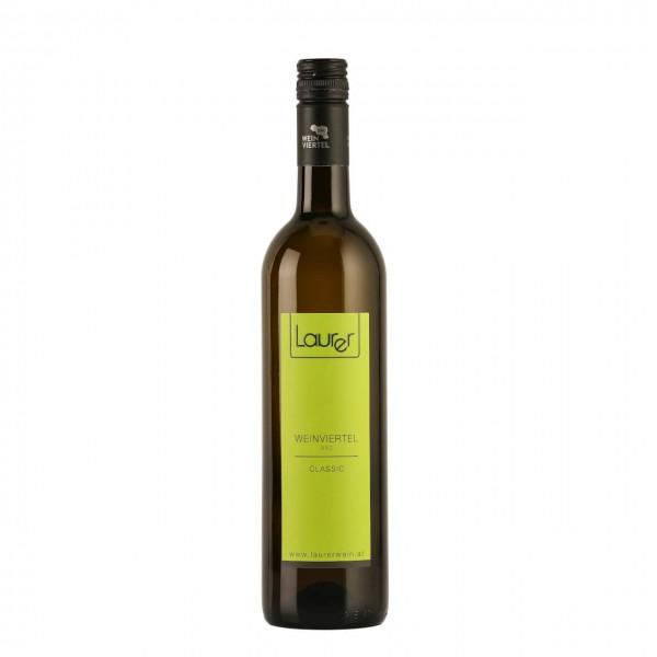 LAURER wine, Weinviertel DAC Classic G. V., 0,75 l