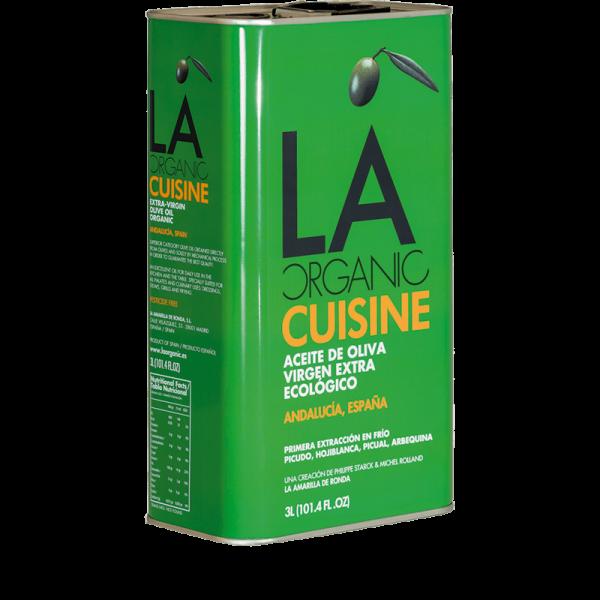 LA Organic Cuisine, Dose, 3L