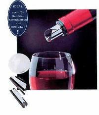 Drop Stop Tropfenfänger für Weinflasche