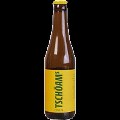 Special beer TSCHÖAMs Citra Pa