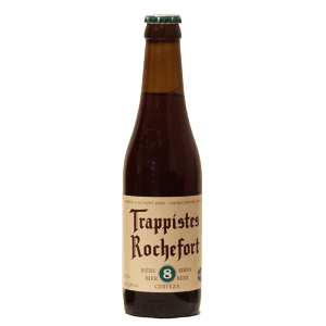 Special beer Trappist Rochefort 8