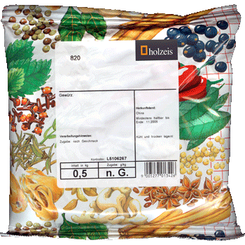 BRAUNSCHWEIGER Spice mixture, gluten-free, 1 kg