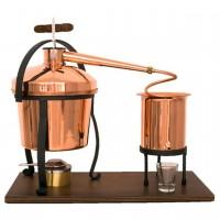 Destilliergerät Kupfer Elaria 4,8 lt