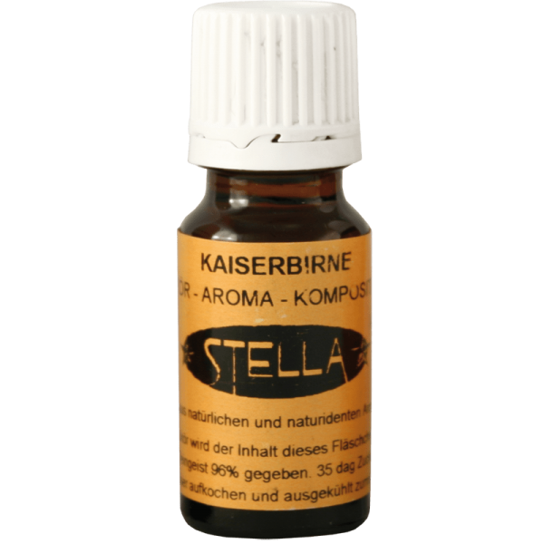 Stella Komposition, Kaiserbirn, 10 ml f. 1 l