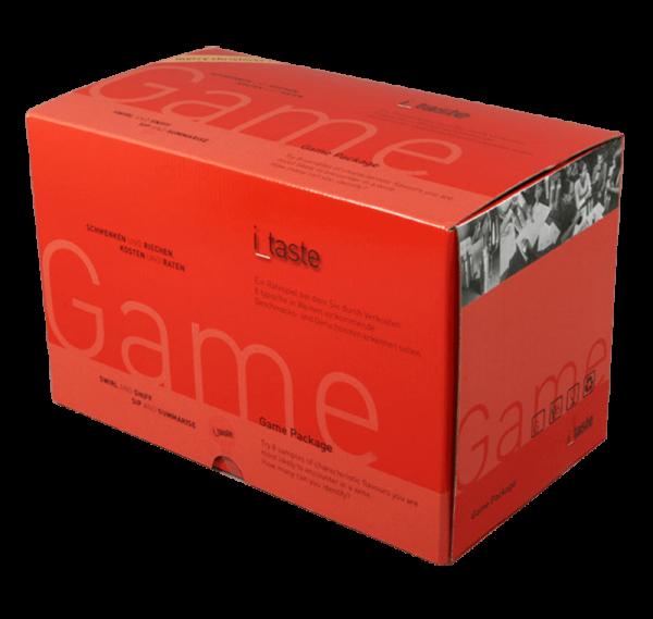 i_taste game, level 1, Quizz for Wine-Tasting
