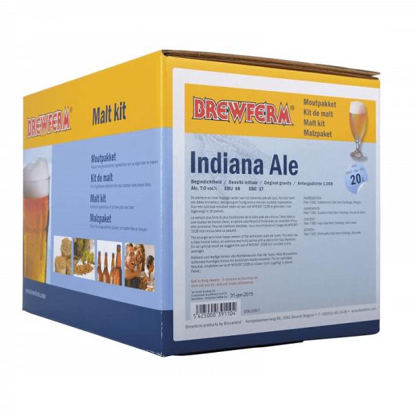 BREWFERM BREWING PACK Indiana Ale 20L