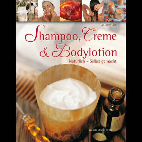 Shampoo, Creme und Bodylotion/ STV