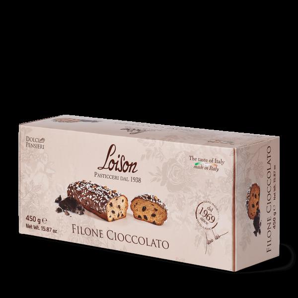 LOISON FILONE Cioccolato 450g
