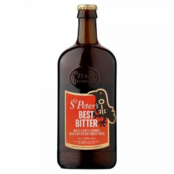Spezialbier St. Peter's Best Bitter 3.7%