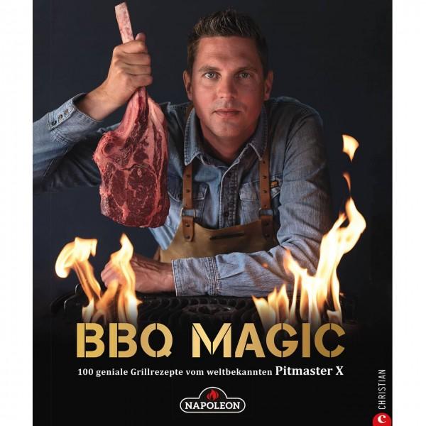 """NAPOLEON GRILLBUCH """"BBQ Magic"""""""