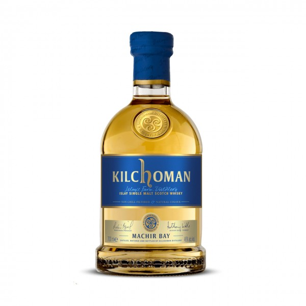 WHISKY Kilchoman Machir Bay Single Malt Scotch