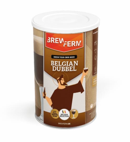 HOME-BREWING SET BREWFERM Belgian Dubbel 1,5kg